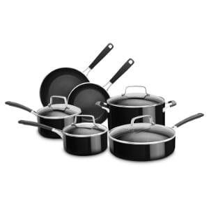 5 Best KitchenAid Cookware for your Kitchen