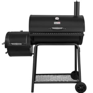 Royal Gourmet Cc1830f Charcoal Grill With Offset Smoker Product Image