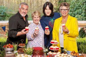 5 Best Great British Baking Show Cookbooks For Your Kitchen