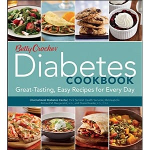 Betty Crocker Diabetes Cookbook Great Tasting, Easy Recipes For Every Day