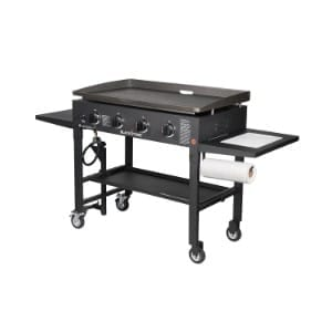 5 Best Propane Griddles for your Kitchen