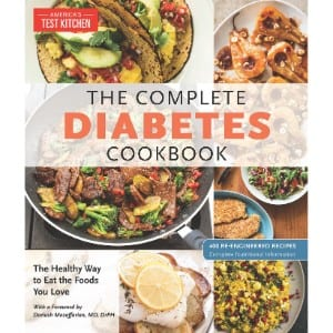 The Complete Diabetes Cookbook The Healthy Way To Eat The Foods You Love