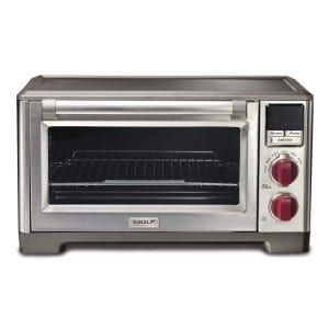Wolf Gourmet Wgco100s Countertop Oven With Convection