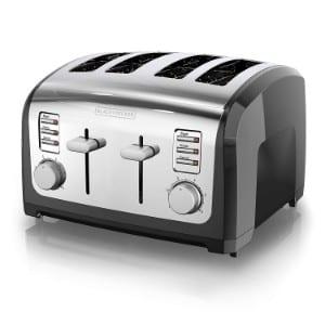 Black+decker 4 Slice Toaster T4030