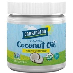 Carrington Farms Virgin Organic Coconut Oil