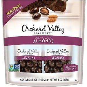 Orchard Valley Harvest Dark Chocolate Almonds