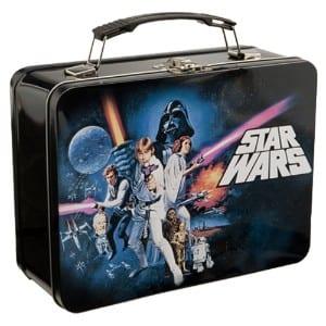 Vandor 99270 Star Wars Episode 4 Large Tin Tote