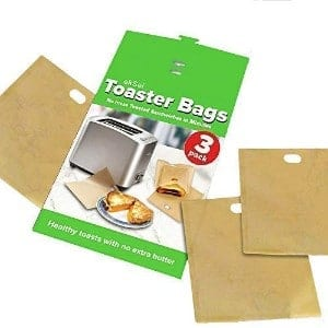 5 Best Toaster Bags for your Kitchen