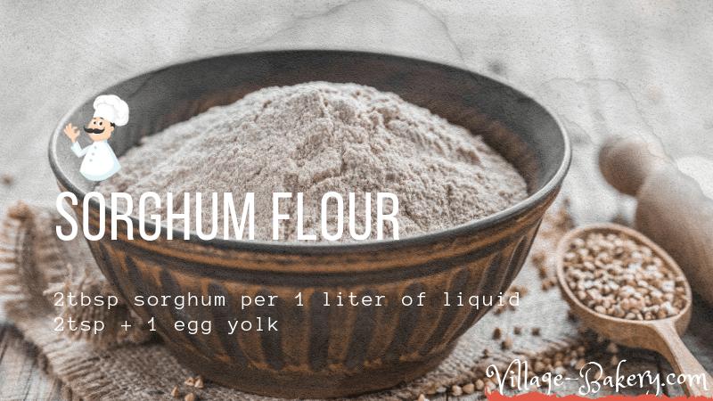 Sorgum Flour