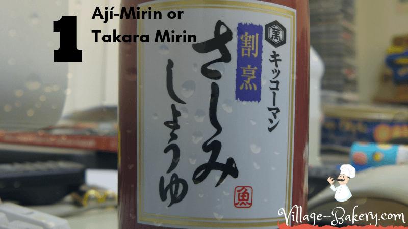 Ají-Mirin or Takara Mirin