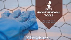 Grout Removal Tool