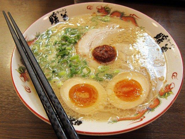 noodle soup, ramen noodles, ramen