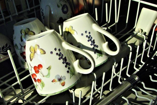 mug, porcelain, dishwasher