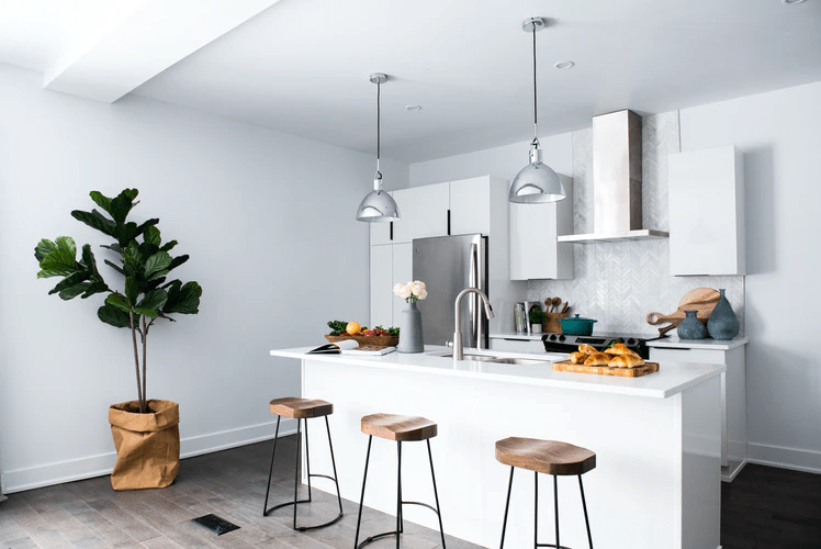 A Look Into A Futuristic Kitchen Appliances Powered By AI Technology
