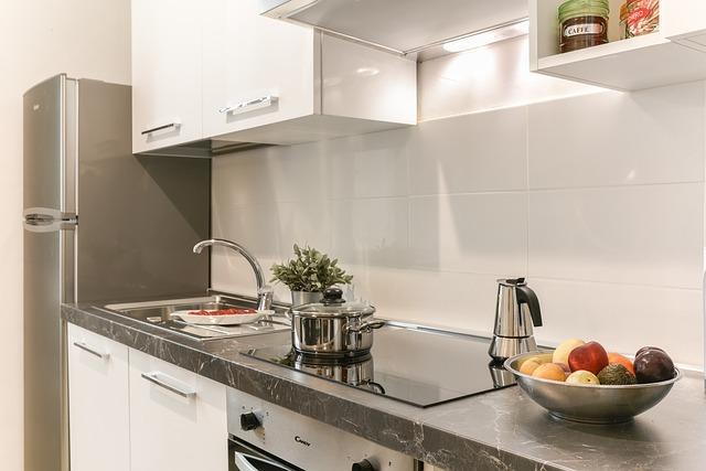 kitchen, tap, faucet