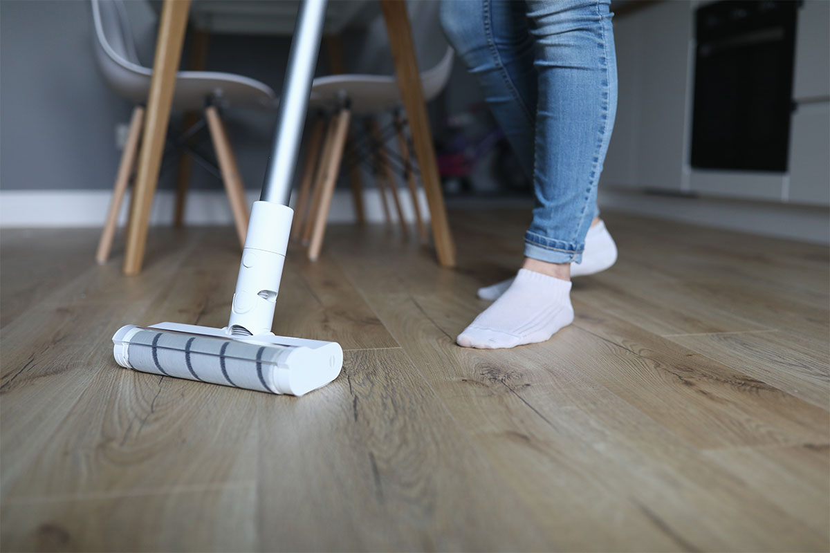 How to Keep Kitchen Laminate Floors Clean